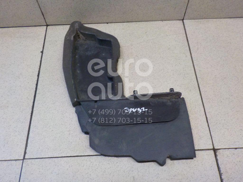 Купить Подкрылок Nissan Qashqai (J11) 2014-; (668984EA0A)