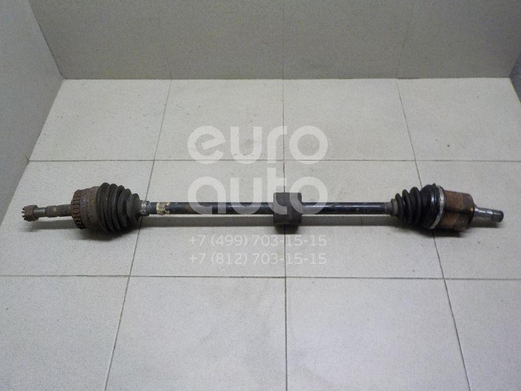Купить Полуось передняя правая Opel Corsa C 2000-2006; (24427064)