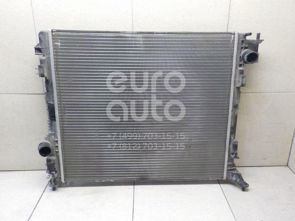 Купить Радиатор основной Nissan Qashqai (J11) 2014-; (214104EA0A)
