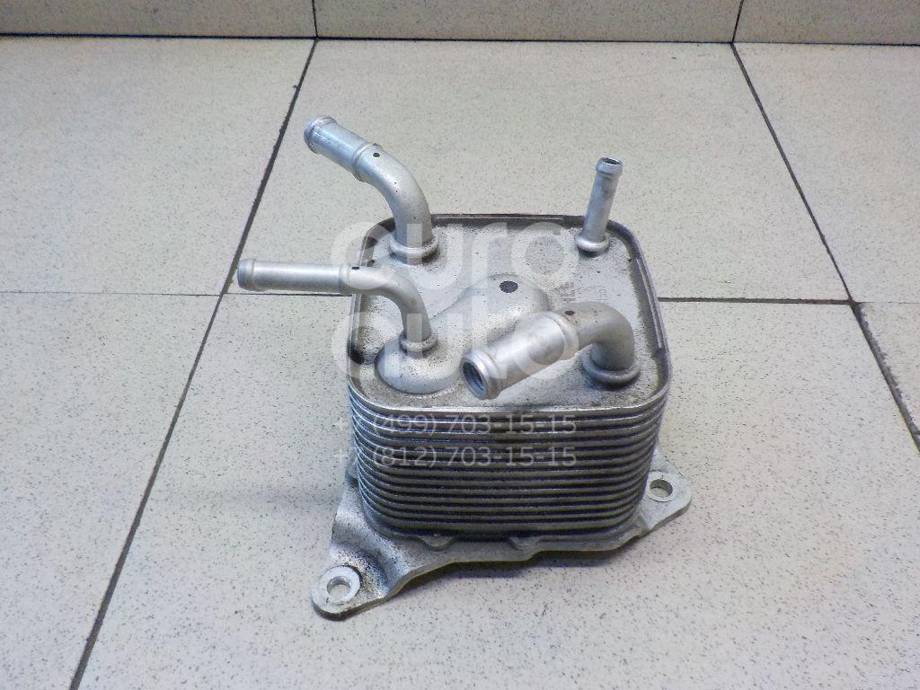 Купить Радиатор (маслоохладитель) АКПП Nissan Qashqai (J11) 2014-; (2160628X1A)