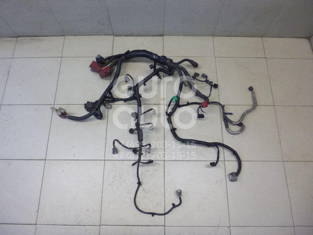Проводка (коса) Nissan Qashqai (J10) 2006-2014; (24011JD02D)  - купить со скидкой