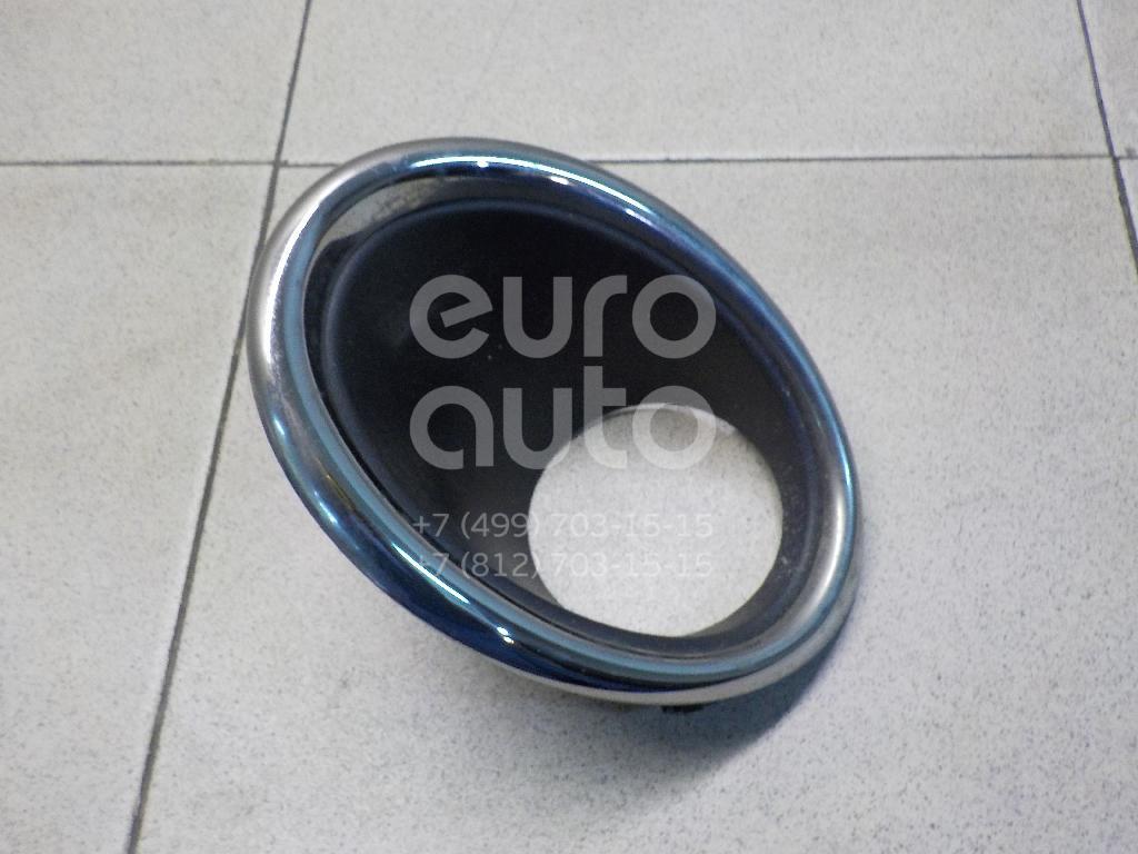 Купить Рамка противотуманной фары правой Nissan Qashqai (J11) 2014-; (622564EA0C)