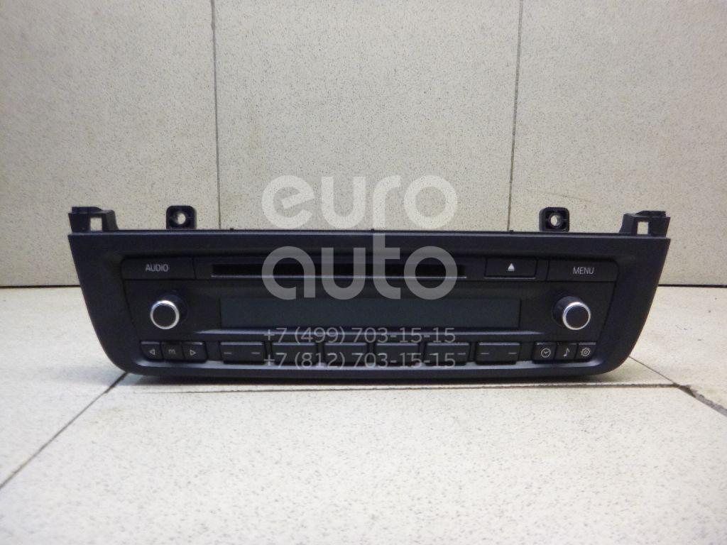 Купить Магнитола BMW 1-серия F20/F21 2011-; (65129304846)