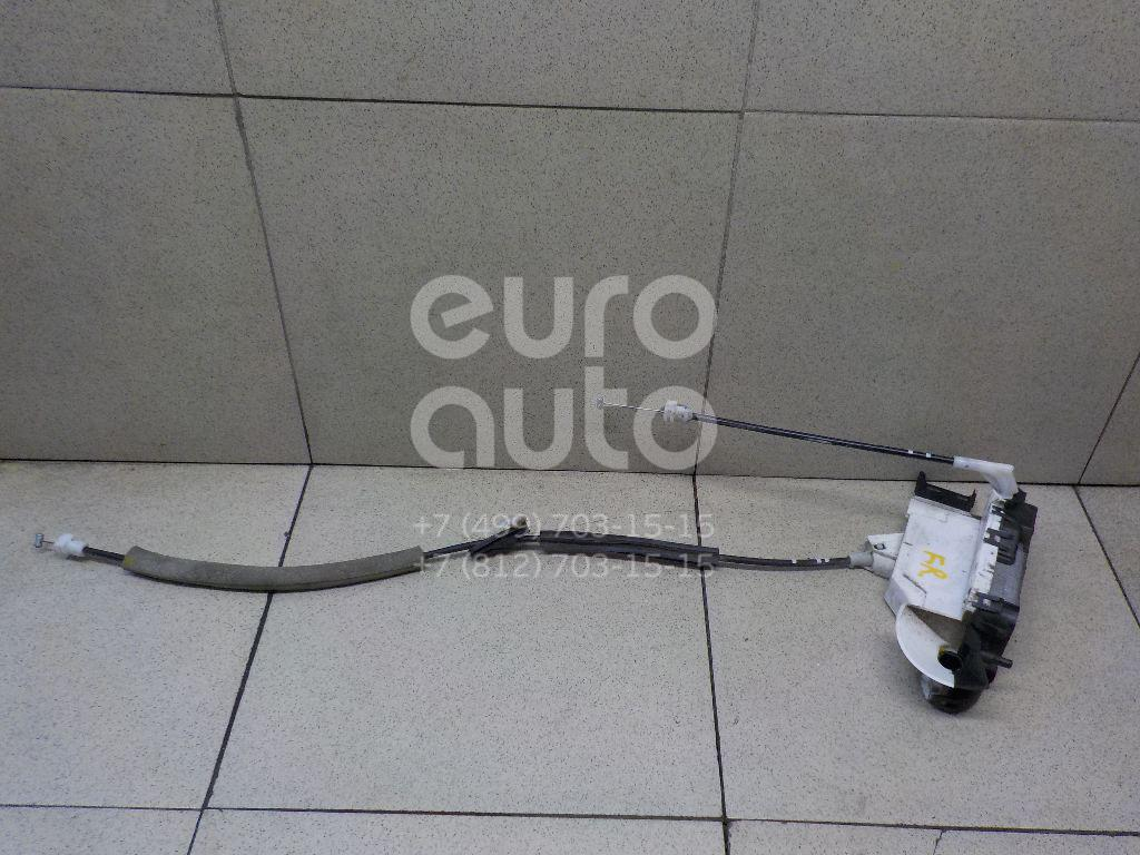 Купить Замок двери передней правой Peugeot Partner Tepee(B9) 2008-; (9135EA)