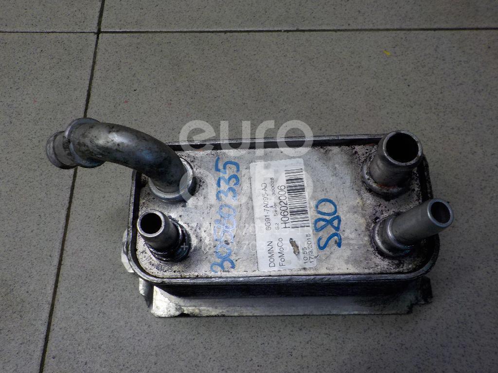 Купить Радиатор (маслоохладитель) АКПП Volvo S80 2006-2016; (30792231)