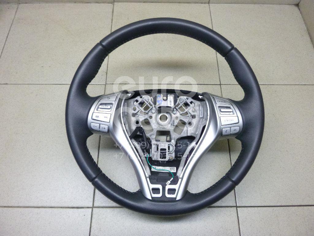 Купить Рулевое колесо для AIR BAG (без AIR BAG) Nissan X-Trail (T32) 2014-; (484304CM2A)