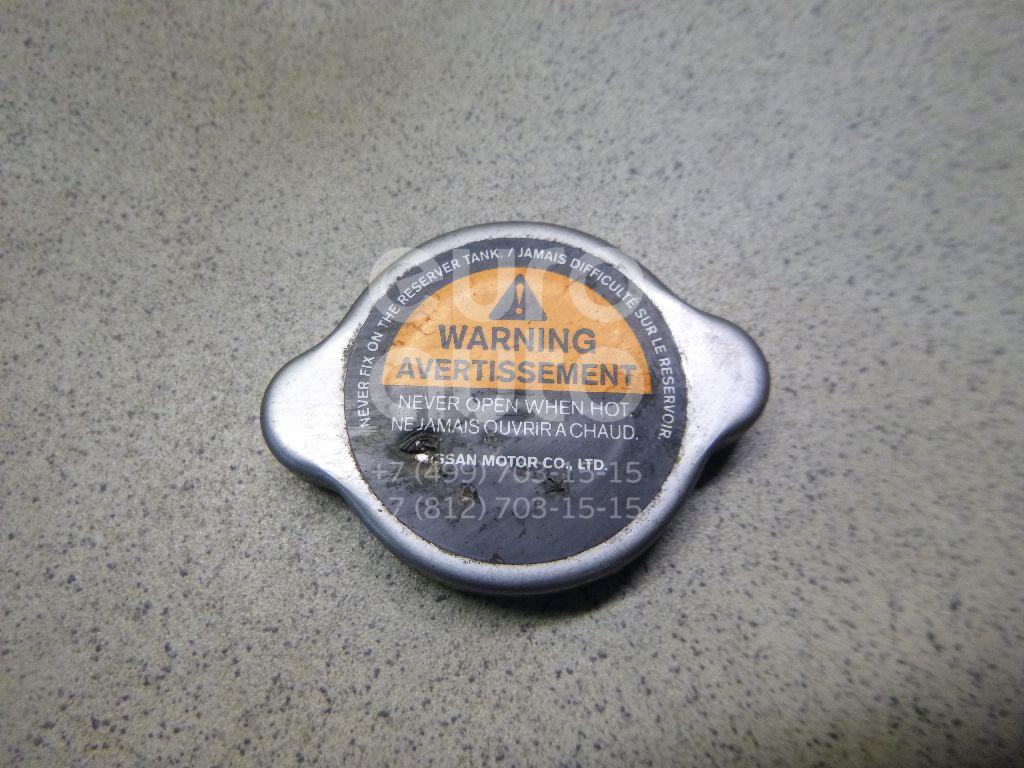 Купить Крышка радиатора Nissan Pathfinder (R51) 2005-2014; (21430C991A)