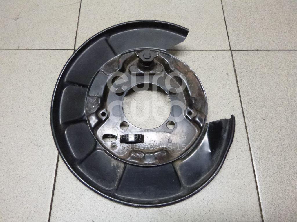 Купить Щит опорный задний левый Toyota RAV 4 2013-; (4650442040)