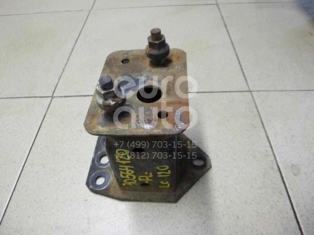 Кронштейн усилителя переднего бампера левый Toyota Land Cruiser (120)-Prado 2002-2009; (5202660010)  - купить со скидкой