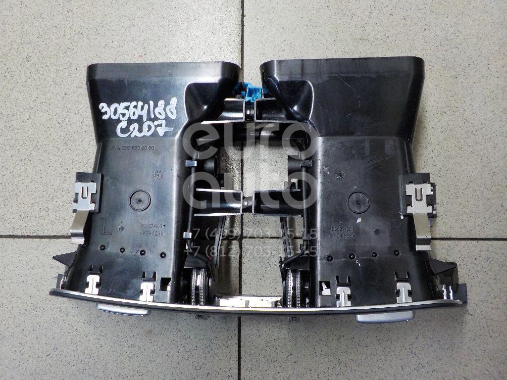 Купить Дефлектор воздушный Mercedes Benz C207 E-Coupe 2009-; (20783000005E70)
