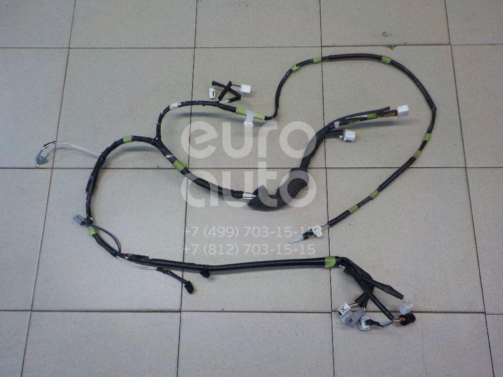 Купить Проводка (коса) Toyota RAV 4 2006-2013; (8218442250)