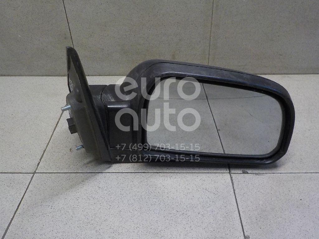 Купить Зеркало правое электрическое Hyundai Tucson 2004-2010; (876202E560CA)