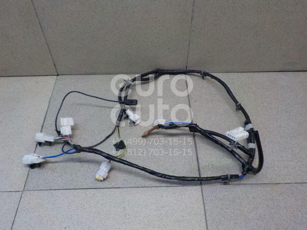 Проводка (коса) Nissan Qashqai (J10) 2006-2014; (24051BR00B)