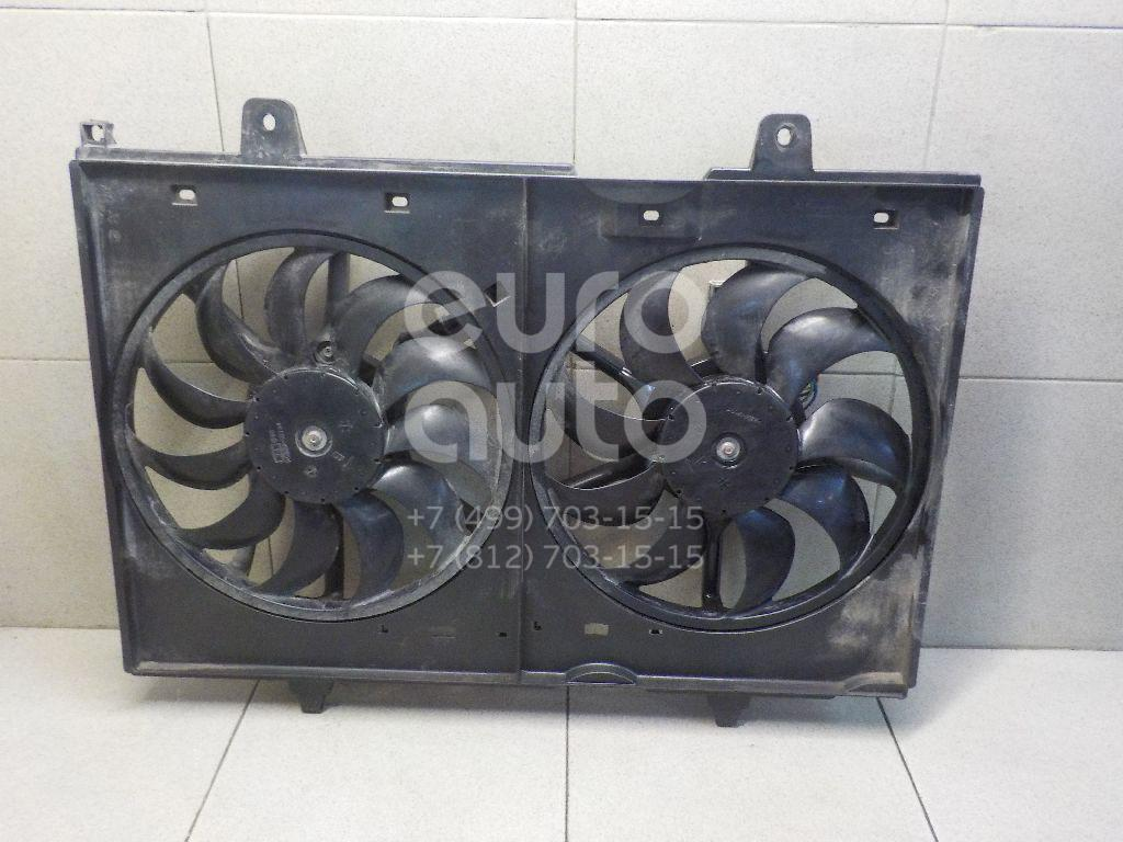 Купить Вентилятор радиатора Nissan X-Trail (T31) 2007-2014; (21481JG40B)