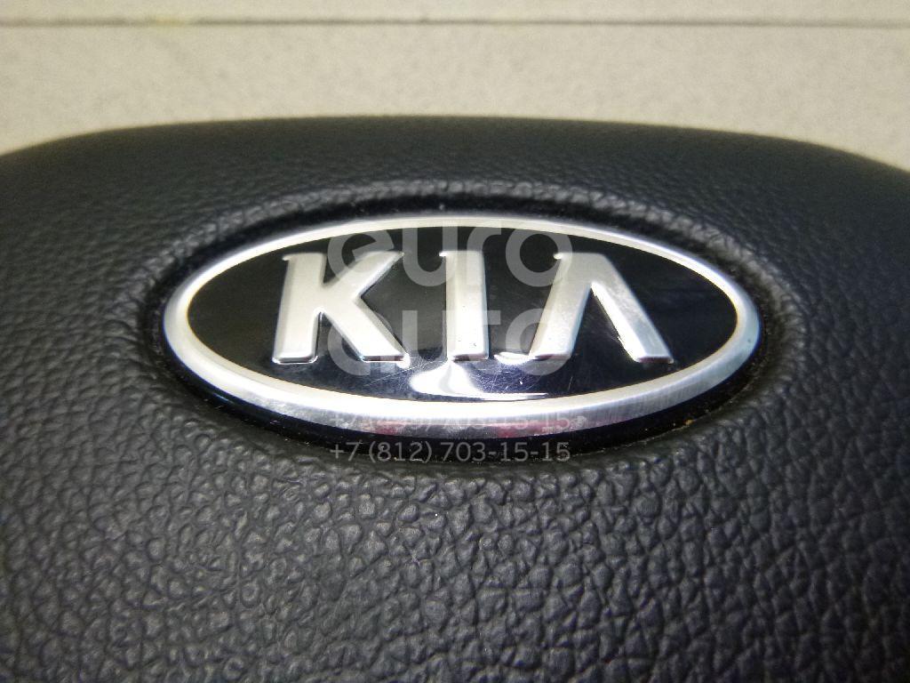 Подушка безопасности в рулевое колесо Kia Sportage 2010-2015; (569003U100EQ)  - купить со скидкой