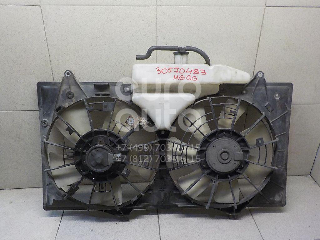 Купить Вентилятор радиатора Mazda Mazda 6 (GG) 2002-2007; (LFH115025C)