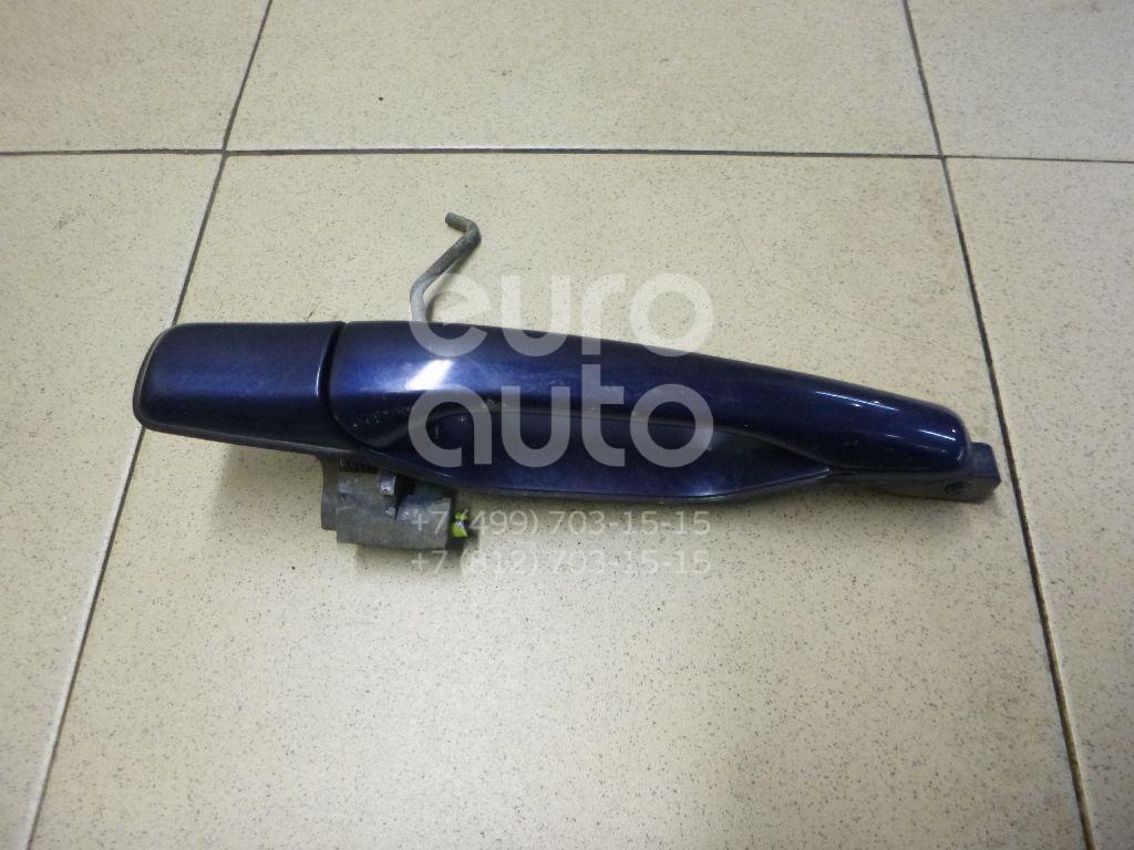 Купить Ручка двери задней наружная левая Mitsubishi Outlander (CU) 2001-2008; (MR634486)