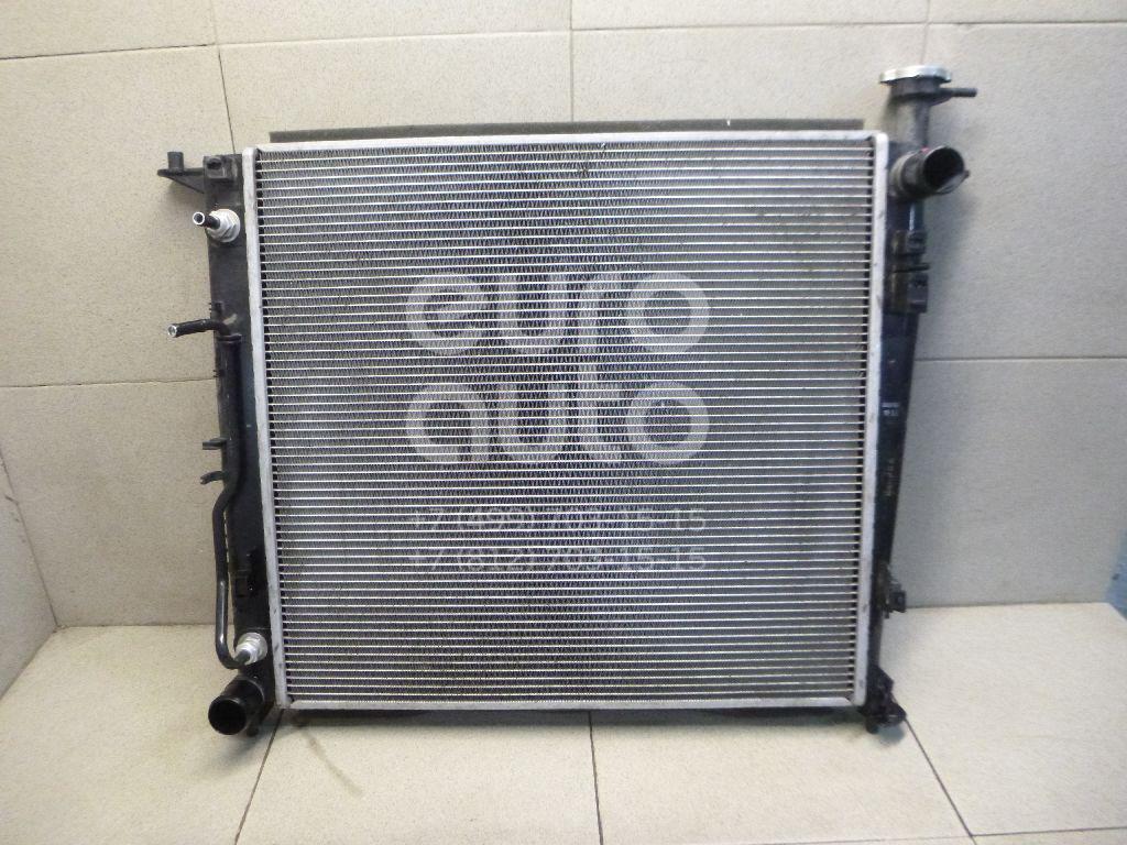 Купить Радиатор основной Kia Sorento Prime 2015-; (25310C5270)