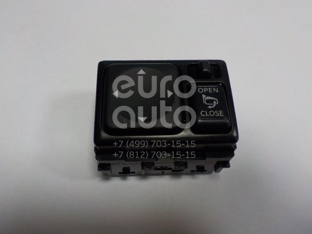 Купить Переключатель регулировки зеркала Infiniti FX/QX70 (S51) 2008-; (25570EJ70A)