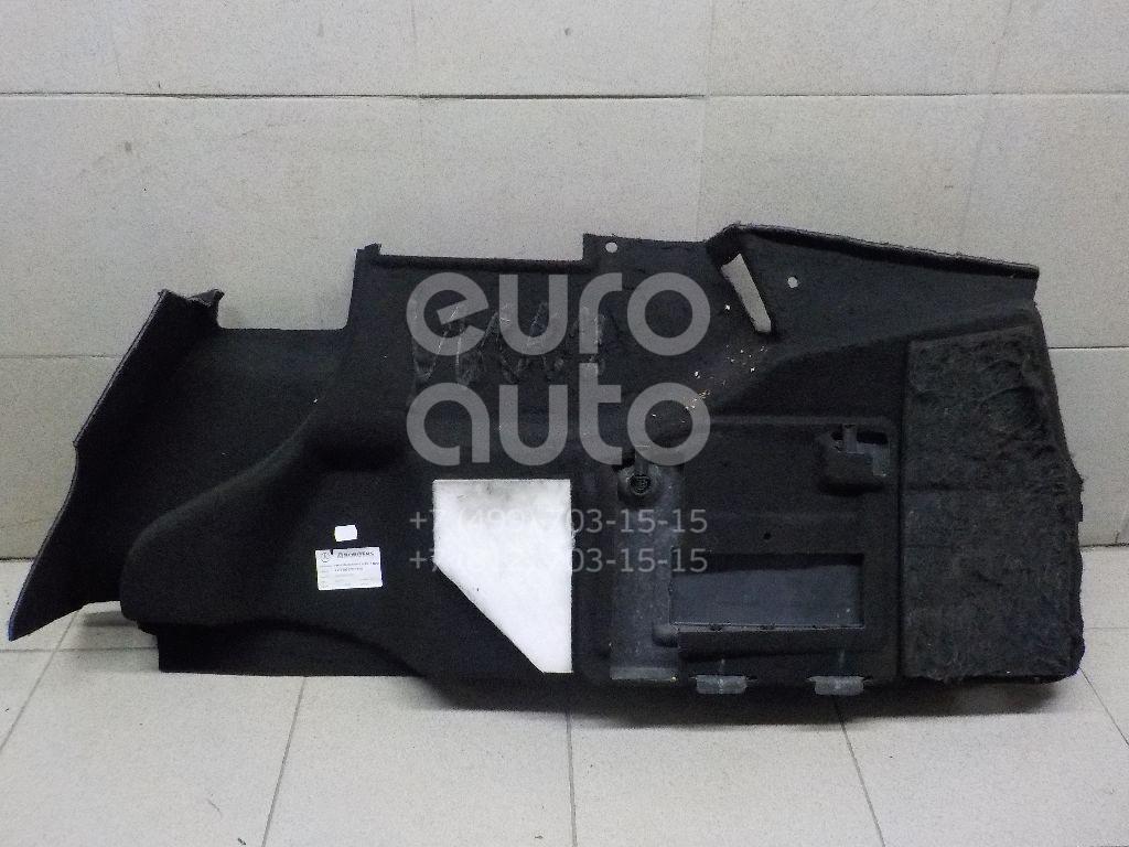 Купить Обшивка багажника Mercedes Benz W211 E-Klasse 2002-2009; (21169087539F08)
