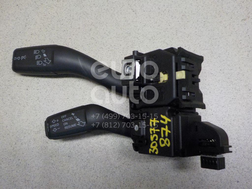 Купить Переключатель поворотов подрулевой Audi A3 [8PA] Sportback 2004-2013; (8P0953513F9B9)