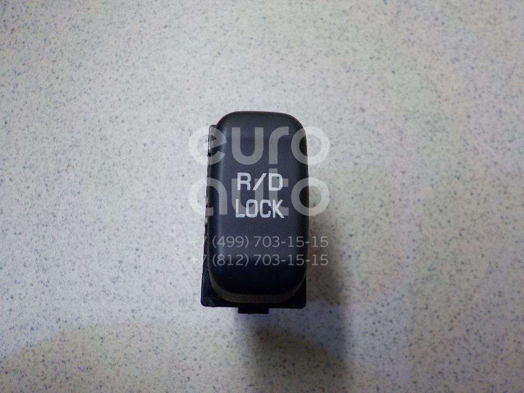 Купить Кнопка блокировки дифференциала Mitsubishi Pajero/Montero Sport (KH) 2008-2015; (8606A012)