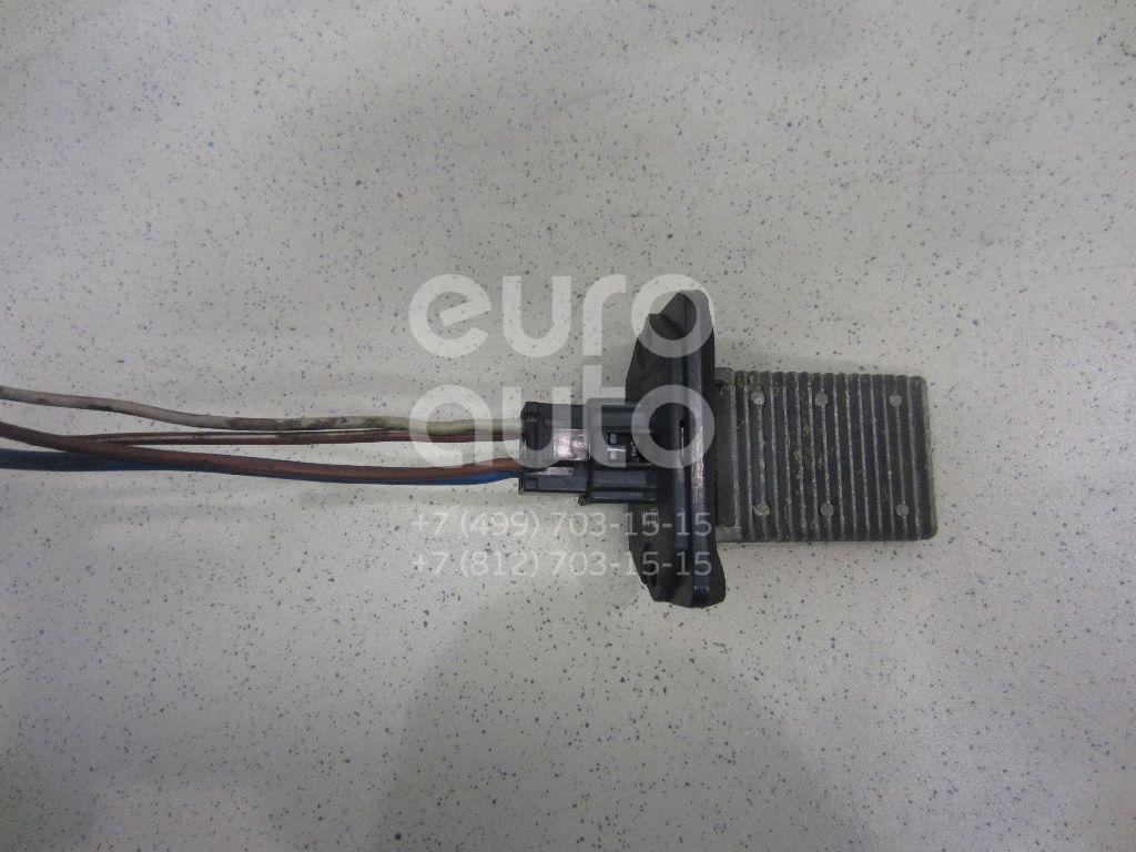 Купить Резистор отопителя Hyundai Accent II (+ТАГАЗ) 2000-2012; (9703534000)