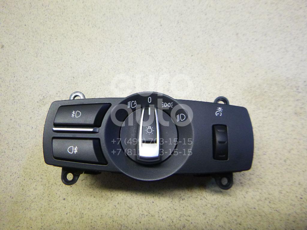 Купить Переключатель света фар BMW X3 F25 2010-; (61319346841)