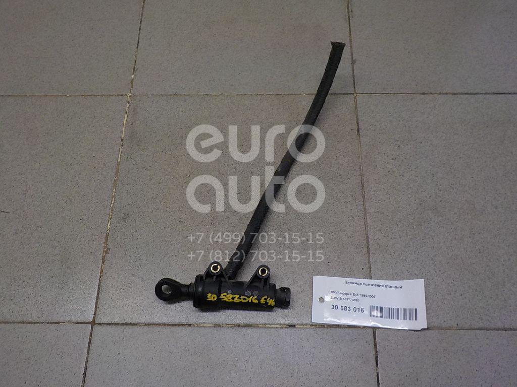 Купить Цилиндр сцепления главный BMW 3-серия E46 1998-2005; (21526773670)