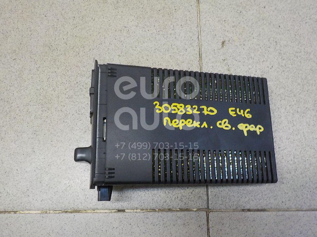 Купить Переключатель света фар BMW 3-серия E46 1998-2005; (61316901429)