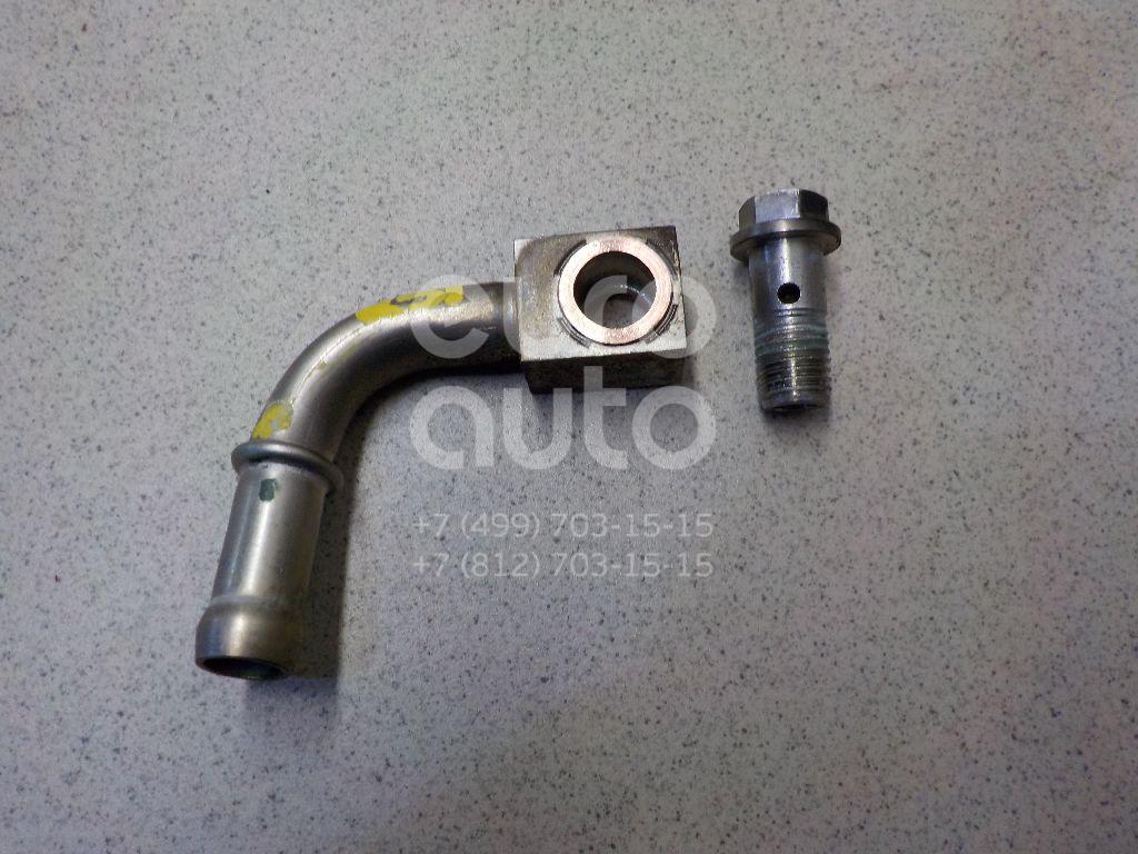 Купить Трубка турбокомпрессора (турбины) Nissan Pathfinder (R51) 2005-2014; (1447200QAC)