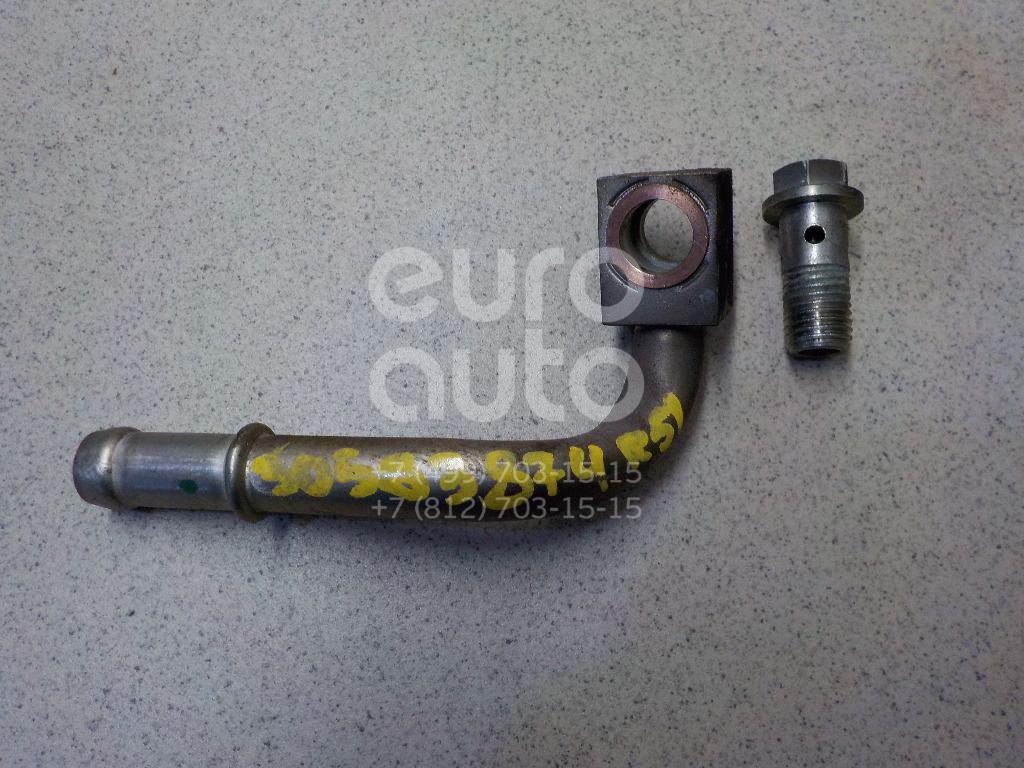 Купить Трубка турбокомпрессора (турбины) Nissan Pathfinder (R51) 2005-2014; (1447200QAB)