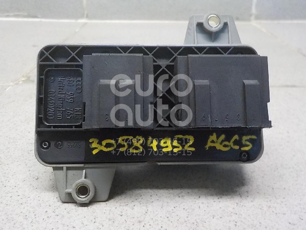Купить Кнопка регулировки сиденья Audi A6 [C5] 1997-2004; (4B0959765)