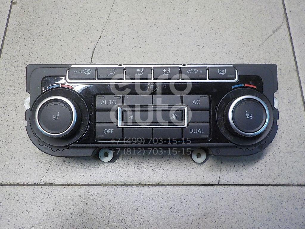 Купить Блок управления климатической установкой VW Scirocco 2008-; (5K0907044GKZJU)