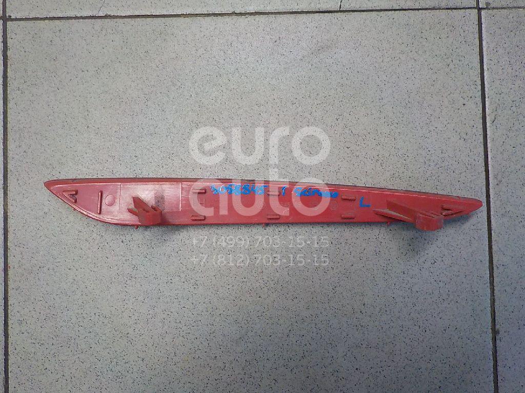 Купить Отражатель в бампер задний левый VW Scirocco 2008-; (1K8945105)