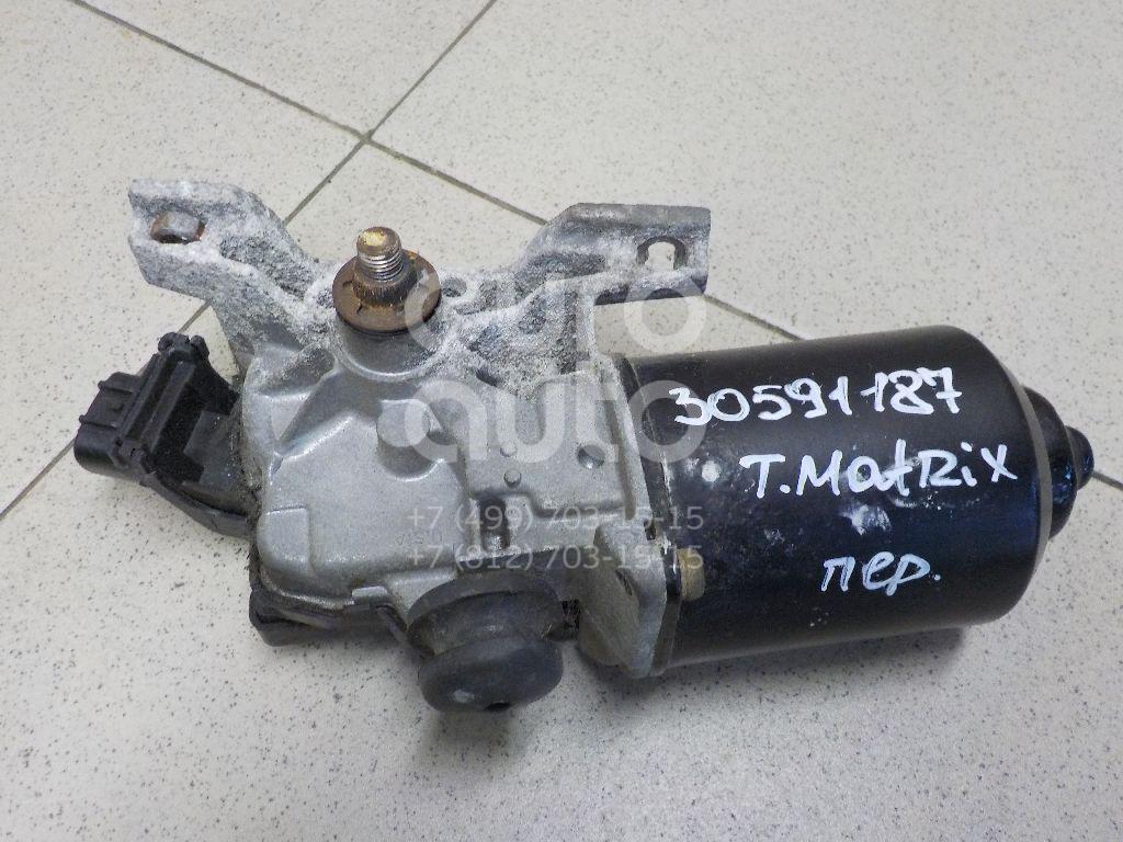 Купить Моторчик стеклоочистителя передний Toyota Matrix 2001-2008; (8511002110)