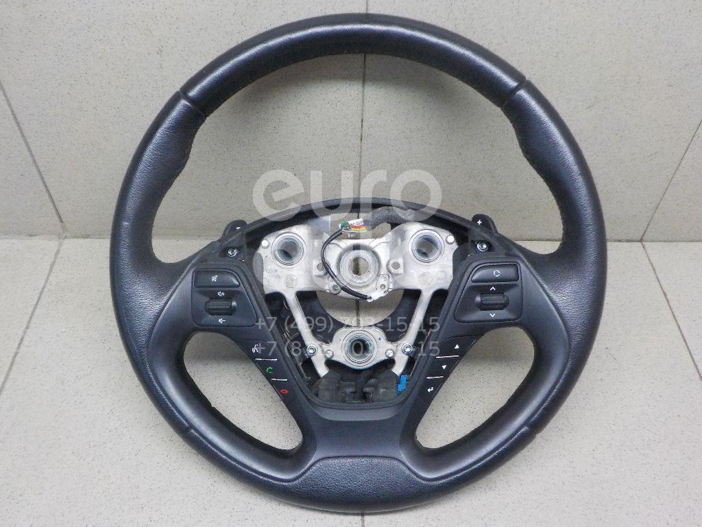 Купить Рулевое колесо для AIR BAG (без AIR BAG) Kia Ceed 2012-; (56110A2930BWK)