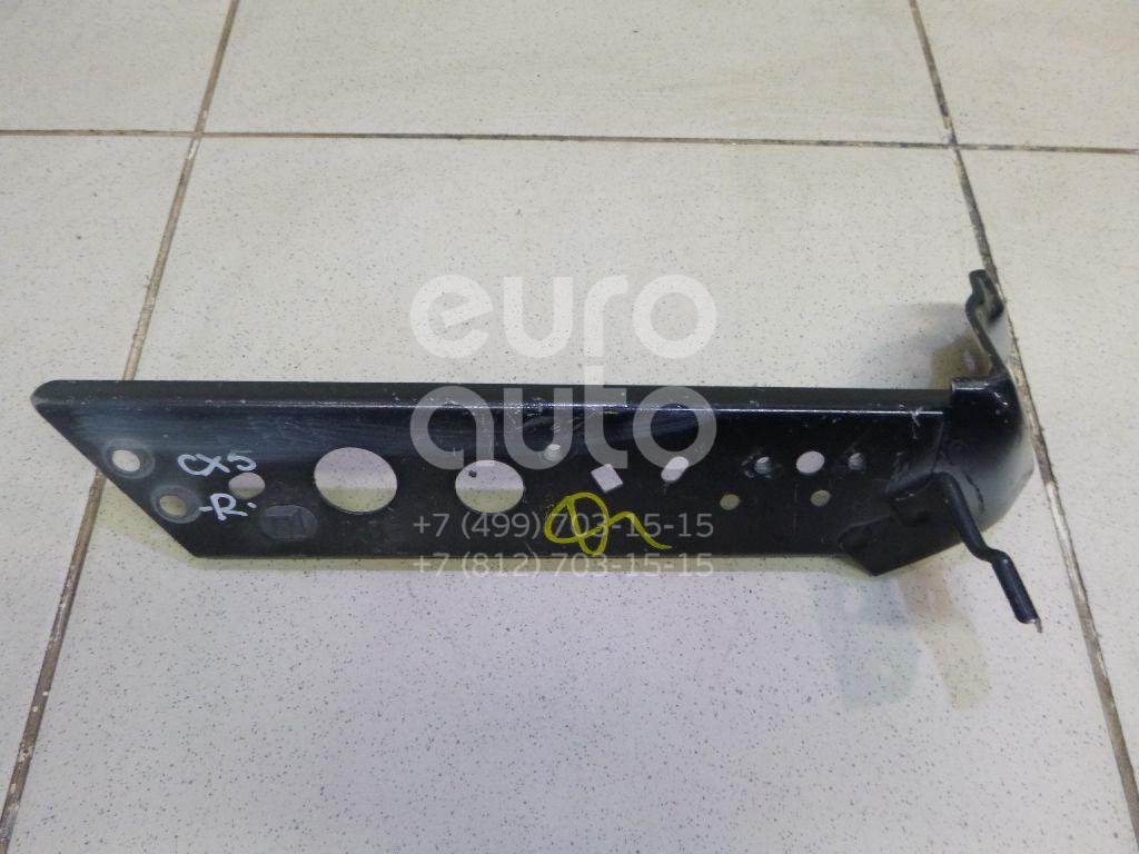 Купить Кронштейн крепления крыла Mazda CX 5 2012-; (KDY35210Y)