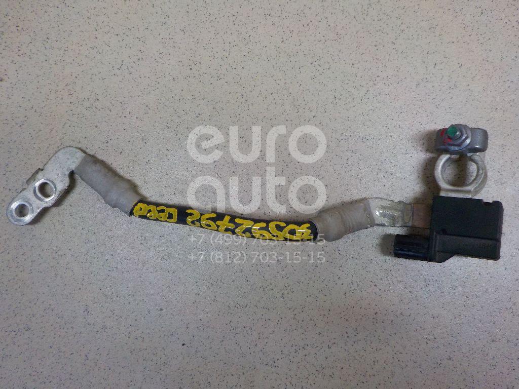 Купить Клемма аккумулятора минус Kia Ceed 2012-; (37180A6510)