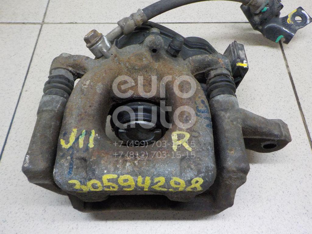 Купить Суппорт задний правый Nissan Qashqai (J11) 2014-; (440014EA0A)