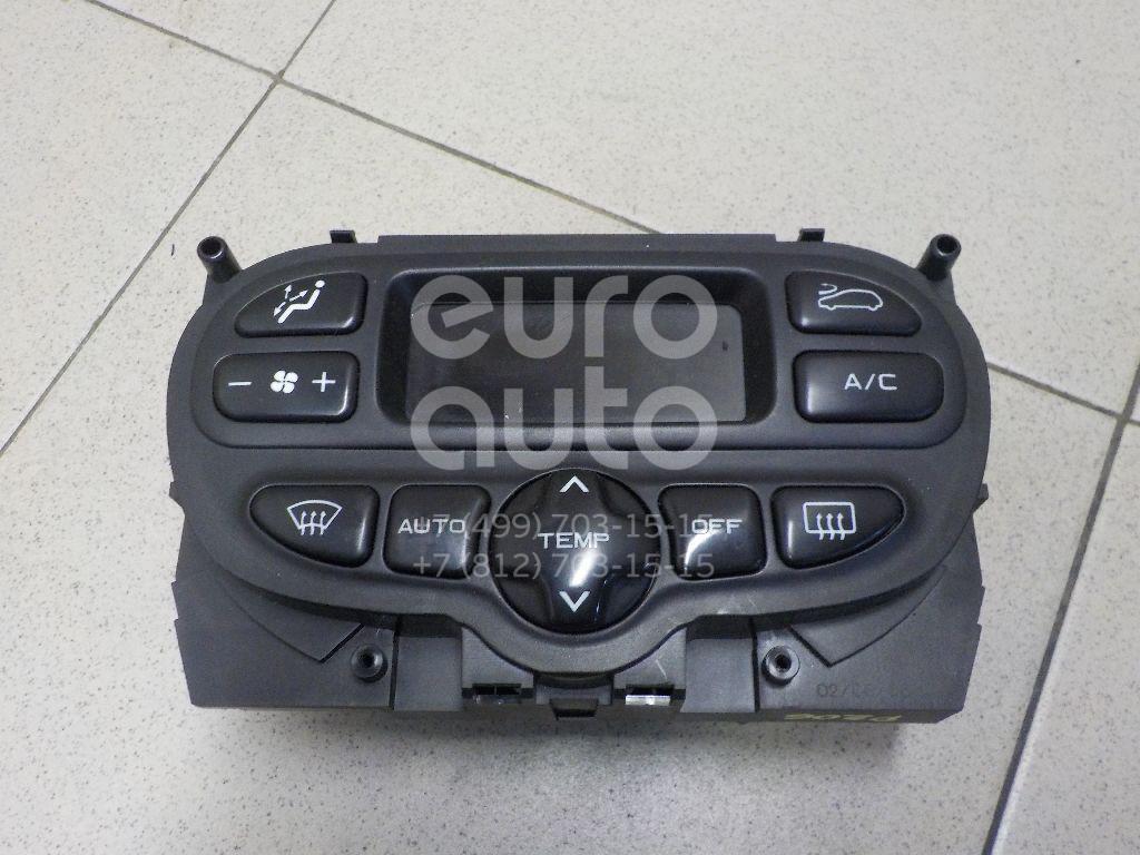 Купить Блок управления климатической установкой Peugeot 206 1998-2012; (6451ZJ)
