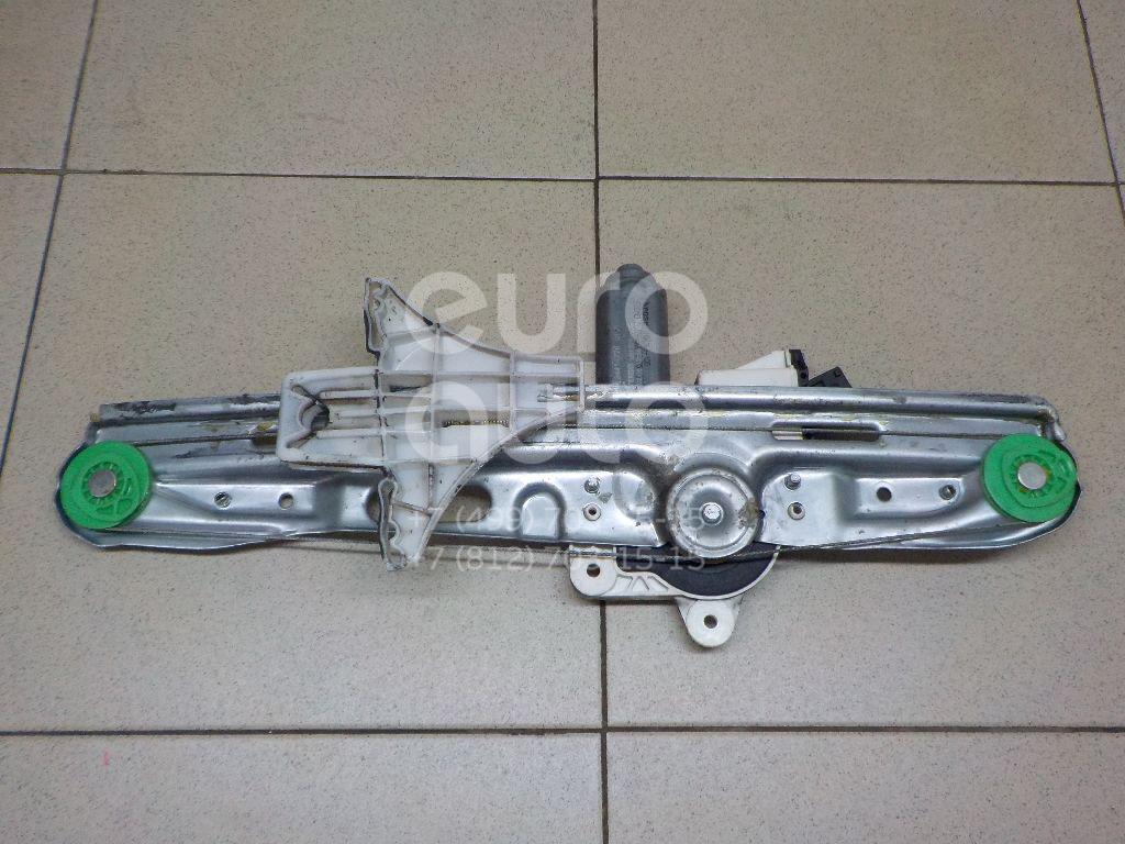 Купить Стеклоподъемник электр. задний левый Opel Vectra C 2002-2008; (24451521)