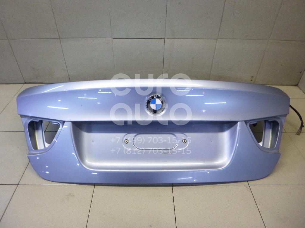 Купить Крышка багажника BMW 3-серия E90/E91 2005-2012; (41627254425)