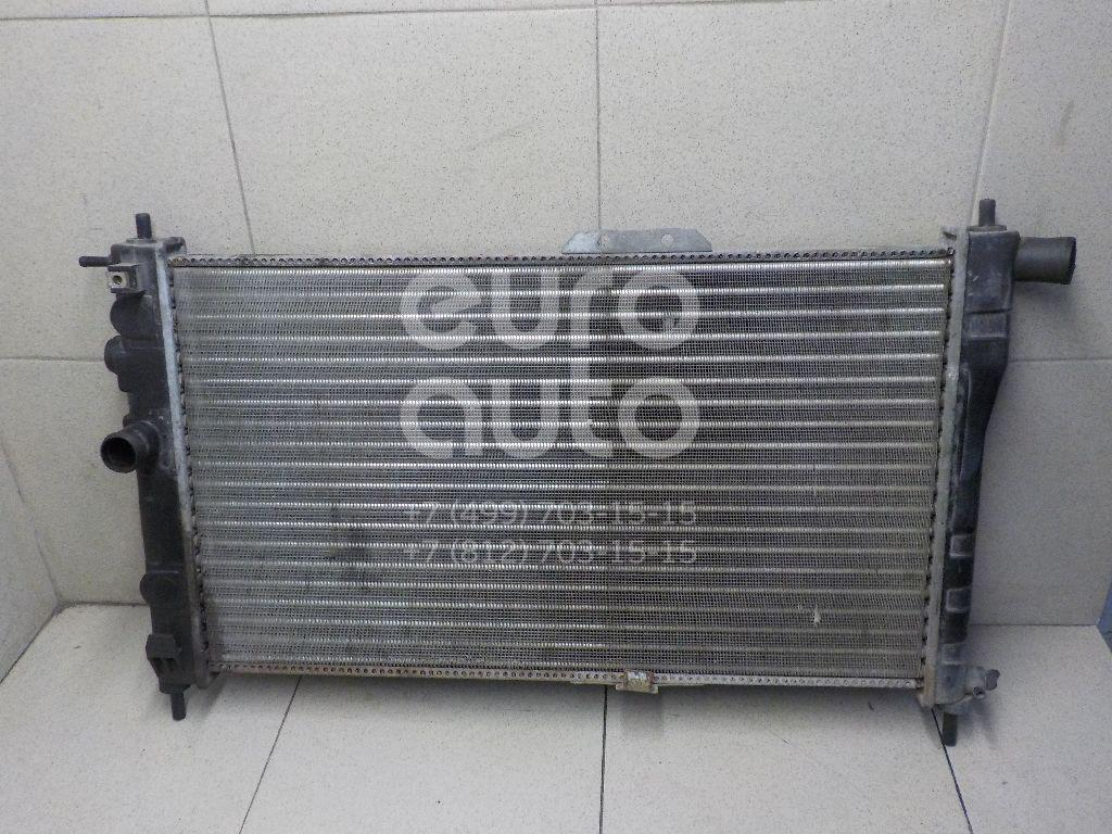 Купить Радиатор основной Daewoo Nexia 1995-2016; (96180782)