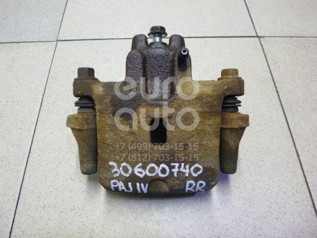 Купить Суппорт задний правый Mitsubishi Pajero/Montero IV (V8, V9) 2007-; (MR510542)