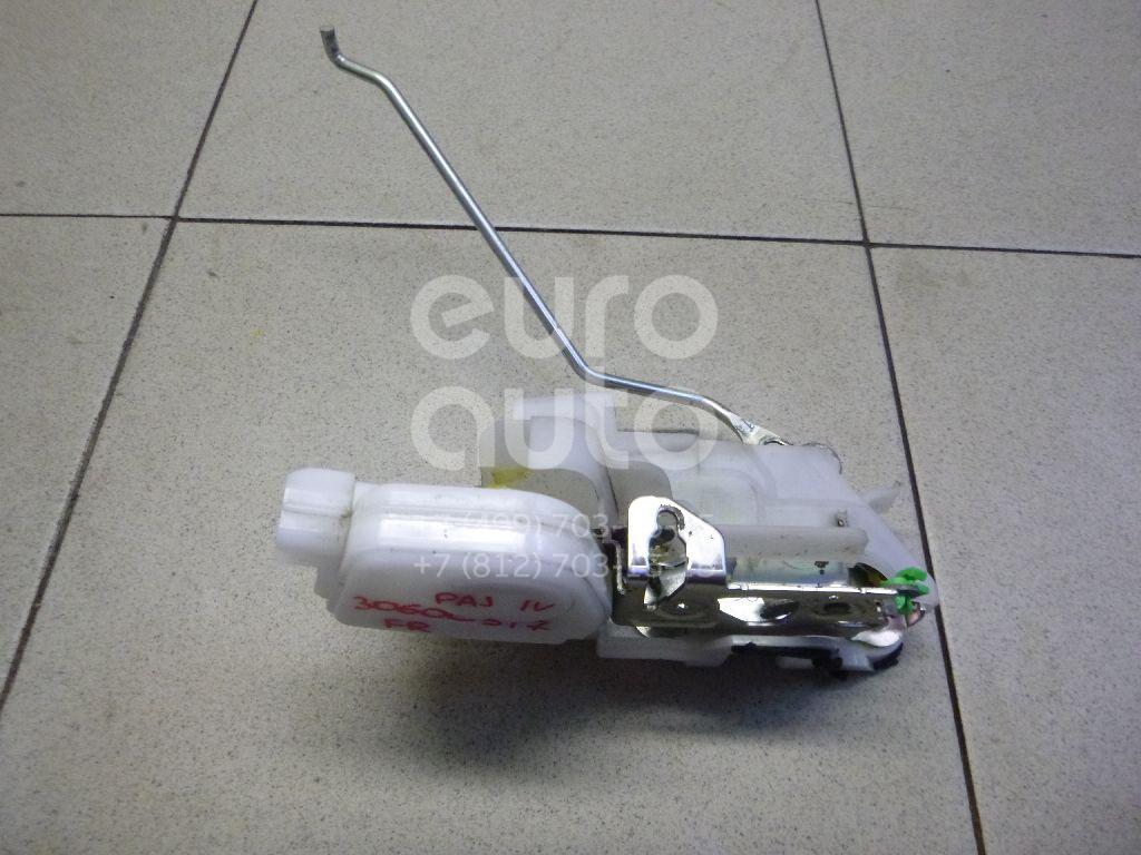 Купить Замок двери передней правой Mitsubishi Pajero/Montero IV (V8, V9) 2007-; (5715A412)