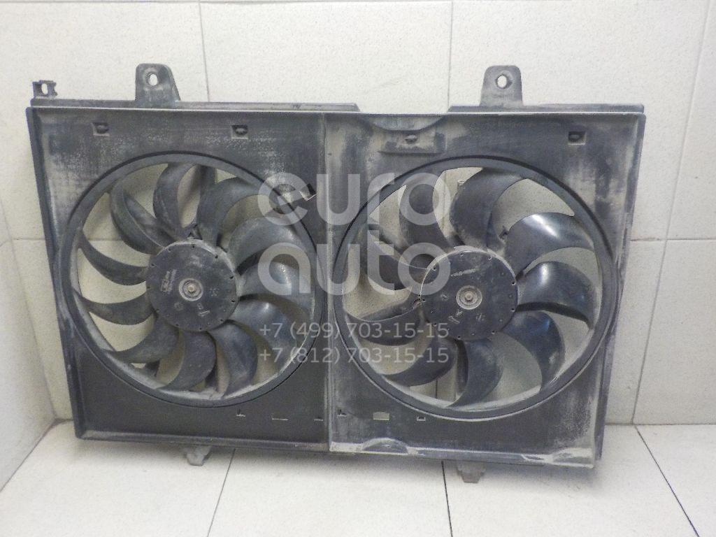 Купить Вентилятор радиатора Nissan X-Trail (T31) 2007-2014; (21481JG70A)