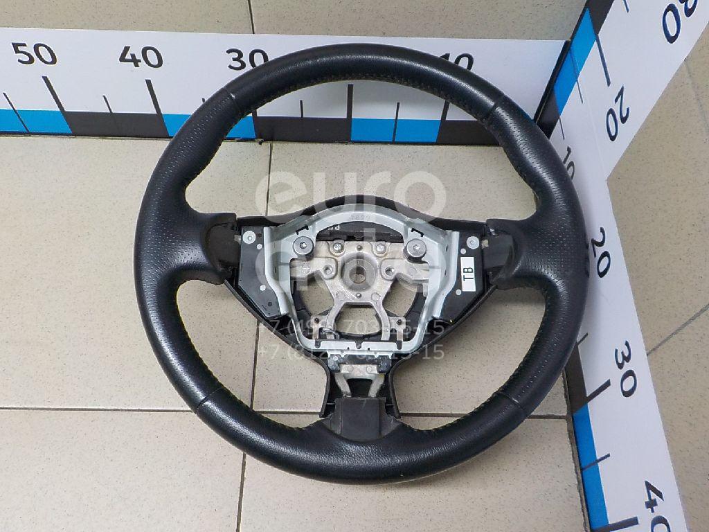 Рулевое колесо для AIR BAG (без AIR BAG) Nissan Juke (F15) 2011-; (484301KB1C)  - купить со скидкой