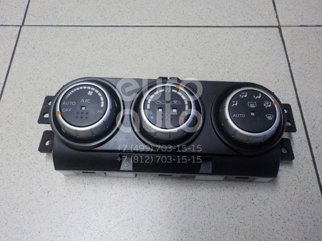 Купить Блок управления климатической установкой Nissan X-Trail (T31) 2007-2014; (275003UR0A)