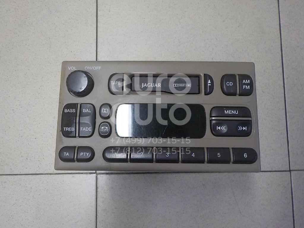 Купить Магнитола Jaguar S-TYPE 1999-2008; (JLM21032)
